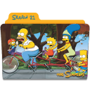 The Simpsons Season 21 icon