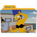 The Simpsons Season 22 icon
