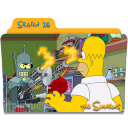 The Simpsons Season 26 icon