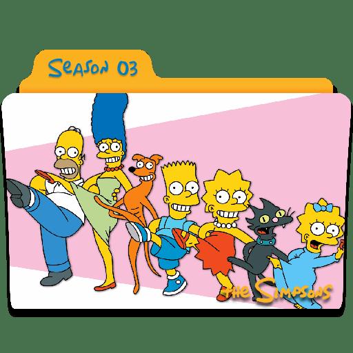 The-Simpsons-Season-03 icon