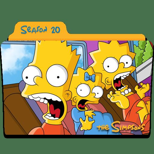 The-Simpsons-Season-20 icon