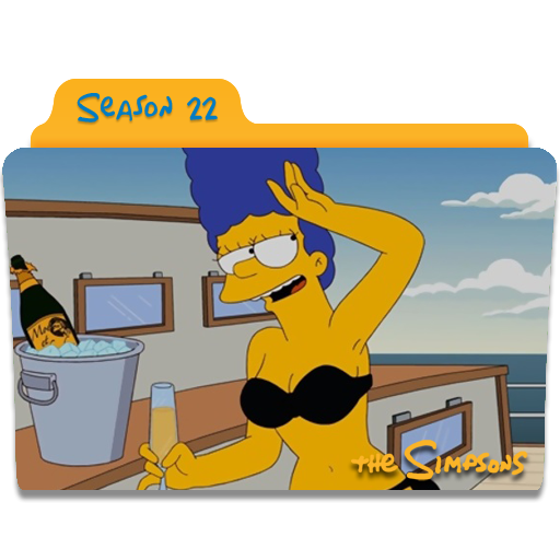 The-Simpsons-Season-22 icon