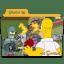 The Simpsons Season 26 icon