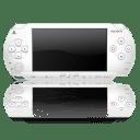 psp white 3 icon