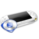 psp white umd icon