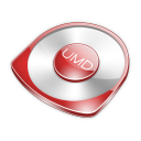 Umd-red icon