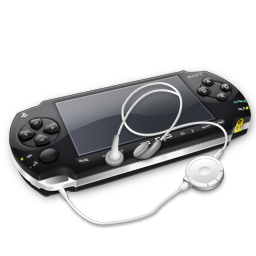 psp headphones icon