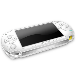 psp white icon