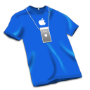 TshirtBleu icon