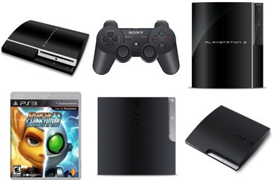 Playstation 3 Icons
