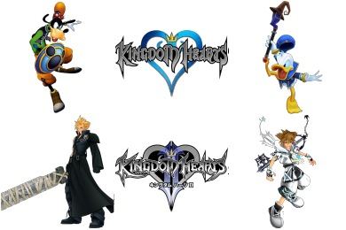 Kingdom Hearts Icons