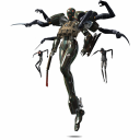 Screaming mantis icon