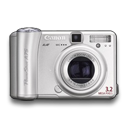 Powershot A75 icon