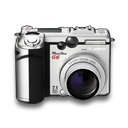 Powershot G6 icon