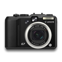 Powershot G7 icon