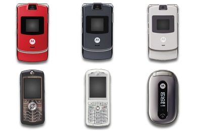 Motorola Icons