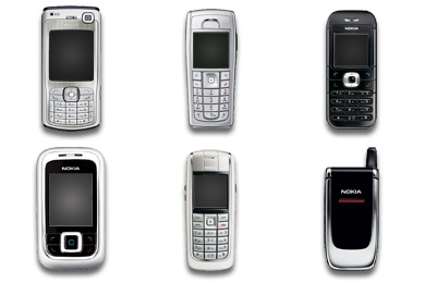 Nokia Icons