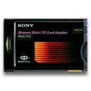 Sony MSAC PC2 Memory Stick icon