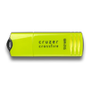 Cruzer-Crossfire-512MB-Lime icon