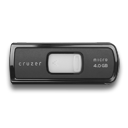 Cruzer Micro Black icon