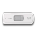Cruzer Micro White icon