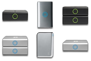 Western Digital Icons