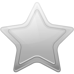 star silver icon