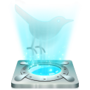 Twitter client icon