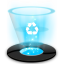 Recycle empty icon