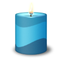 Colorful Candle icon