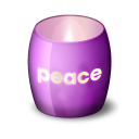 Glass Candle icon