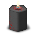 Gotic-Candle icon