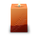 Square-Candle icon