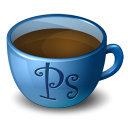 Coffee Photoshop icon