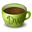 Coffee-Dreamweaver icon