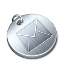 shiny mail icon