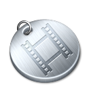 Shiny movies icon