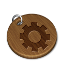 woody work icon