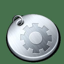 Shiny work icon