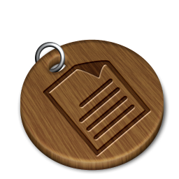 Woody documents icon
