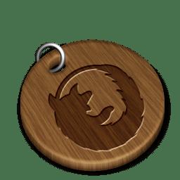 Woody internet icon