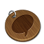 Woody messenger icon