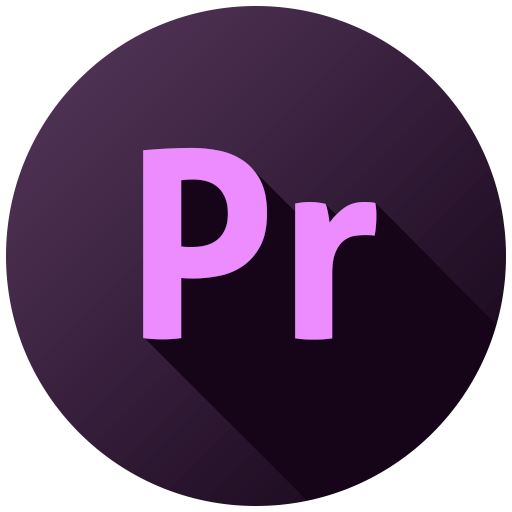 Adobe Premiere Icon   ...
