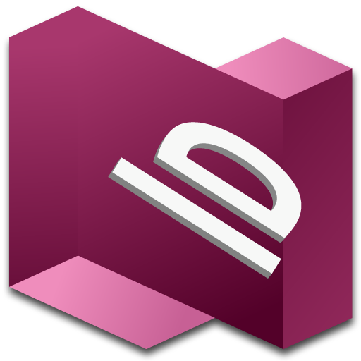 InDesign-1 icon
