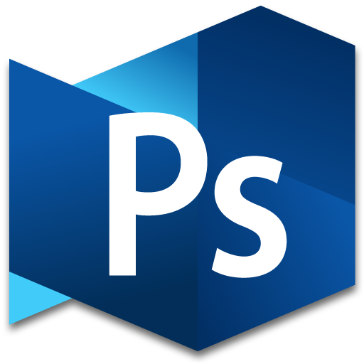 Photoshop Extended 3 Icon | Origami Adobe CS Series ...