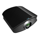Projector black icon