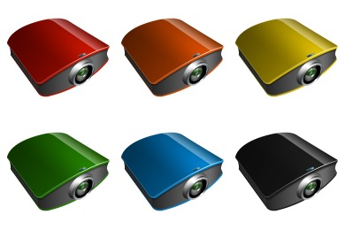 Projector Icons