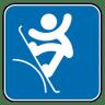 Snowboard-Slopestyle icon