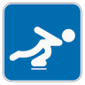 Speed-Skating icon