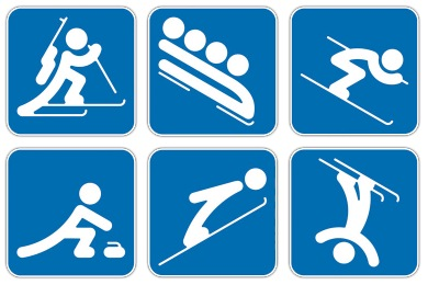 Olympics Sochi 2014 Icons